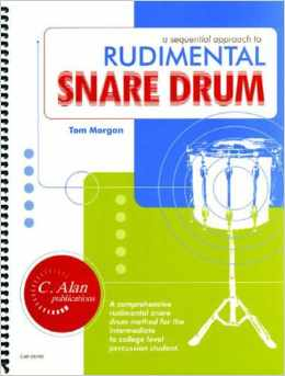 A Sequential Approach To Rudimental Snare CAP05790